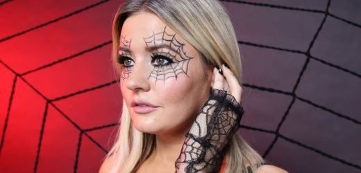This Quick, Last-Minute Halloween Costume Only Requires Eyeliner