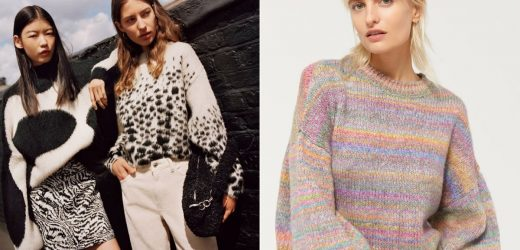 32 Brand New Sweaters We're Seriously Craving For Fall — Starting at Just $35