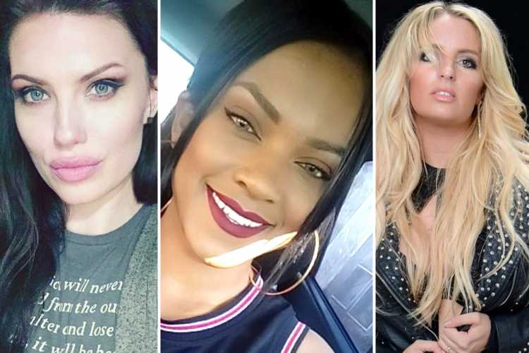 These incredible celebrity doppelgangers will make you look twice, from Britney Spears to Rihanna