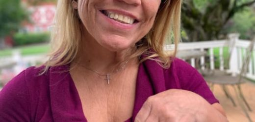 Amy Roloff: EEEK! Look at My Engagement Ring!