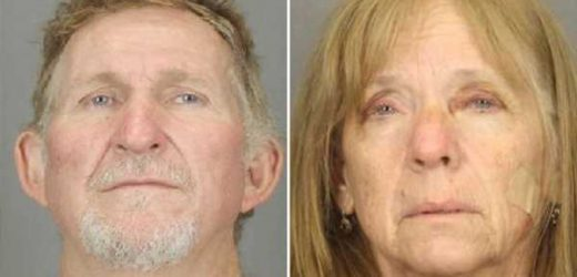 Ariz. Couple Accused of Killing Missing Veteran, 72, and Burning His Home Captured After Escape