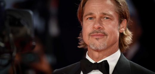 Brad Pitt reveals he went to AA after Angelina Jolie split