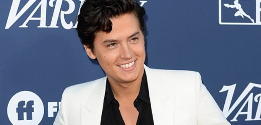 Cole Sprouse Proves His 'Friends' Character Is All Grown Up With Epic 25th Anniversary Photo