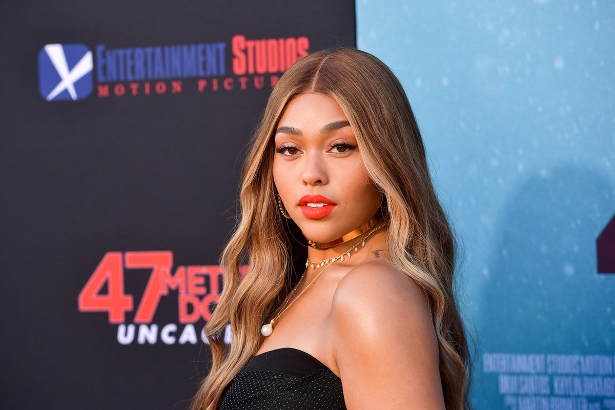 Jordyn Woods' Birthday Instagram Seems To Reference The Tristan Thompson Scandal