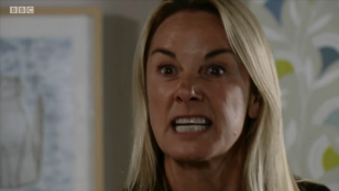 EastEnders fans excited as Mel Owen declares war on the Mitchells