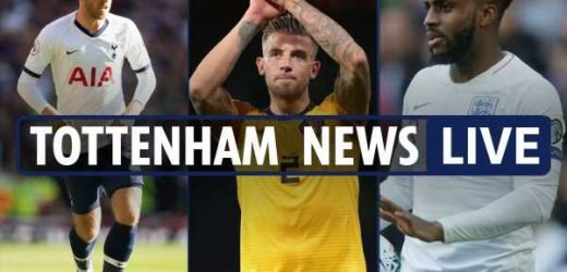 5.30pm Tottenham news LIVE: Palace reaction, Eriksen warned by Pochettino, Levy offers Dane £60m new deal – The Sun
