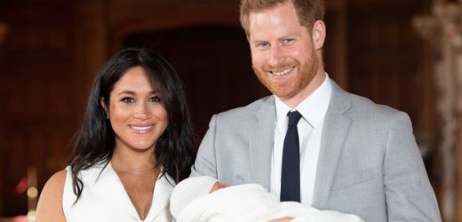 "Prince Harry Says He ""Can't Wait"" to Introduce Meghan and Archie to South Africa Ahead of Royal Tour"