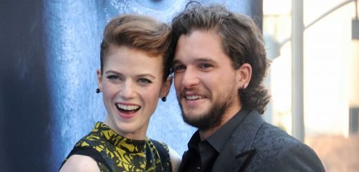 Kit Harington and Rose Leslie's Love Story Has More Drama Than 'Game of Thrones'