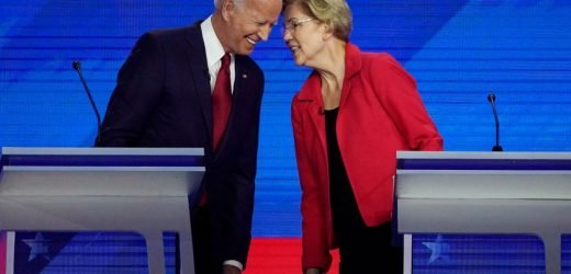 Democratic Debate #3 Ratings Surge For ABC As Biden & Warren Finally Share Stage
