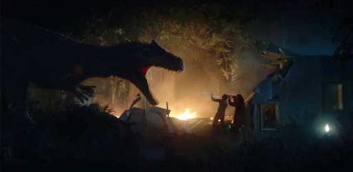 WATCH: New Jurassic World Short Movie Shows the Terror of Dinosaurs Roaming the World