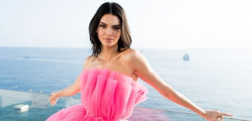 Kendall Jenner Reveals How Kim Kardashian Picked the Name Psalm West