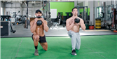 This Kettlebell Flow Strengthens Your Legs and Shoulders