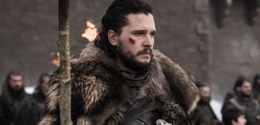 Kit Harington Admits He Hasn't Seen the Final Season of 'Game of Thrones' Yet