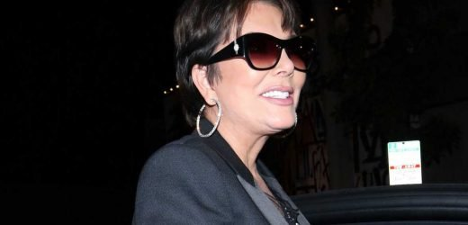Kris Jenner gets tackled by Kim Kardashian's security team