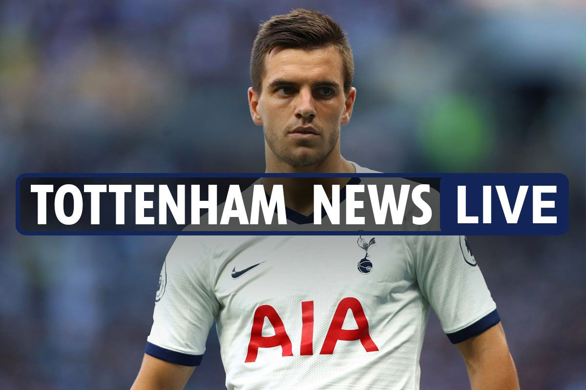 4pm Tottenham news LIVE: Walker-Peters boost, Lo Celso injured on Argentina duty, Moura 'should start every day of the week' – The Sun