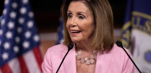 Nancy Pelosi won't answer questions about impeachment