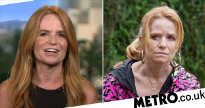 Patsy Palmer admits returning to EastEnders 'feels like coming home'