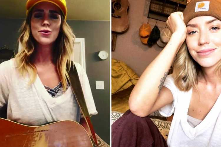 Kylie Rae Harris dead at 30 – US country singer killed along with girl, 16, in horror crash – The Sun