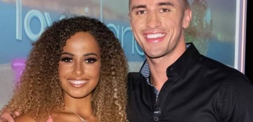 Love Island Winner Greg O'Shea Reveals He Split From Amber Gill