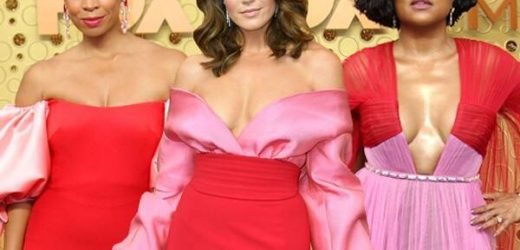 How to Work the Emmys 2019 Red and Pink Trend IRL