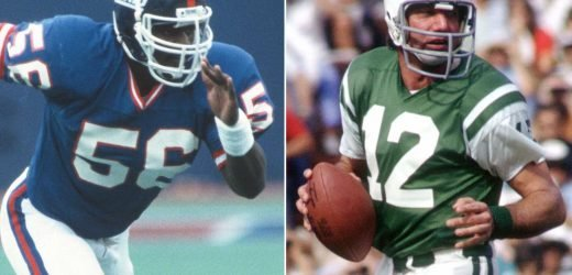 The Post dives in and ranks the 100 best all-time Giants and Jets