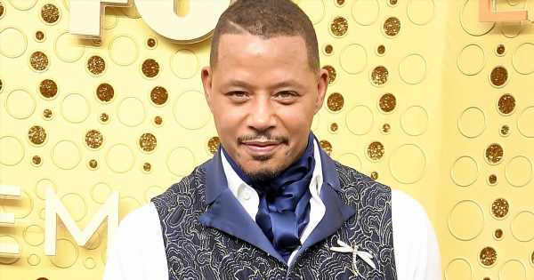 Terrence Howard Whines About Emmy Snub in Super Awkward Red Carpet Interview