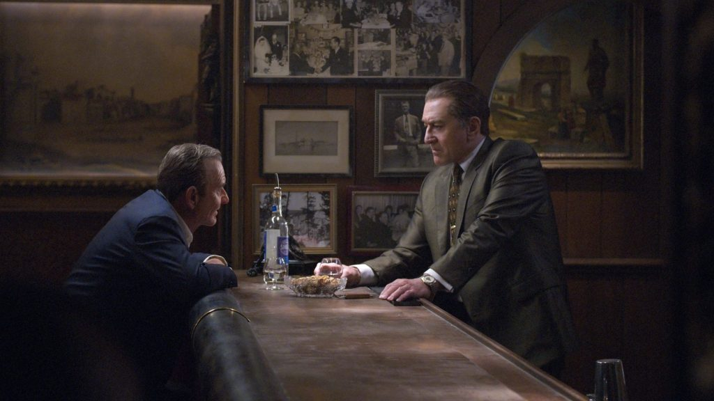 """'The Irishman' Producer Jane Rosenthal: It's About """"Toxic Masculinity"""" With """"An Older Perspective"""""""