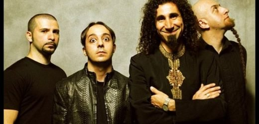 System Of A Down Plotting European Tour In 2020