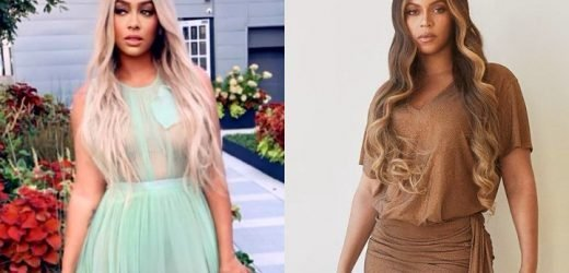 Fans Confuse La La Anthony With Beyonce After She Shows Off New Blonde Hair