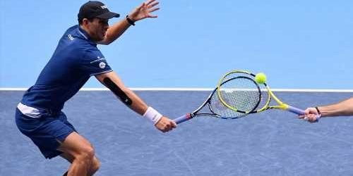 Tennis player Mike Bryan fined $10,000 for US Open gun gesture