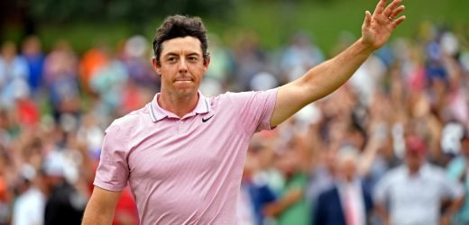 Rory McIlroy Beats Brooks Koepka for PGA Tour Player of the Year