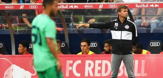Red Bull Salzburg Gets Its Wings