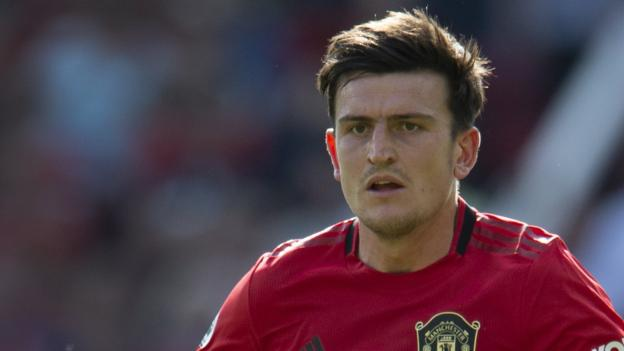 Brendan Rodgers: Leicester City boss 'understands Harry Maguire's Manchester United move'