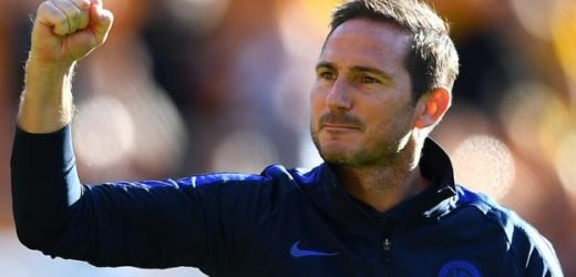Chelsea v Valenica: Frank Lampard believes young Blues can blossom in Champions League
