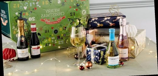 Aldi's wine advent calendar is back for 2019 and it's had a makeover