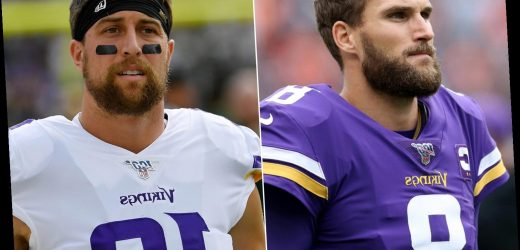 Kirk Cousins apologizes to Adam Thielen for his overwhelming mediocrity