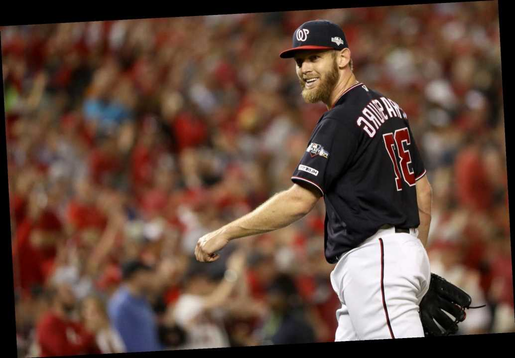 Nationals' pitching blueprint has them on World Series edge