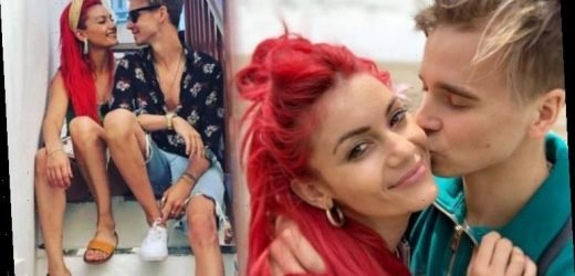 Dianne Buswell: Strictly Come Dancing star calls Joe Sugg 'The One' in romantic revelation