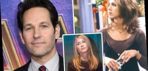 Paul Rudd: 'Is it too late to fire him?' Friends actor on awkward Jennifer Aniston moment