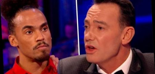 Strictly Come Dancing: Craig Revel Horwood insists Dev Griffin 'absolutely' had to leave