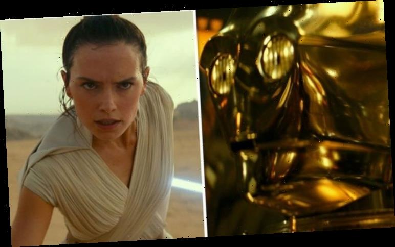 Star Wars 9 trailer: Does C-3PO DIE in The Rise of Skywalker? Trailer sparks fan frenzy