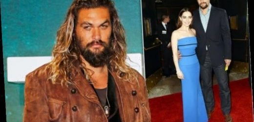 Jason Momoa height vs Emilia Clarke: What is the difference between the two?