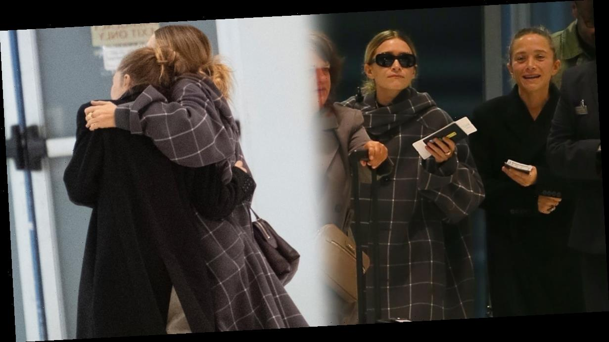 Mary-Kate Olsen Just Wore the Ultimate Designer Sneakers to the Airport