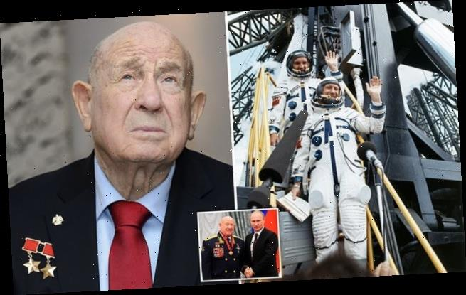 Russia's Alexei Leonov passes away 54 years after making history