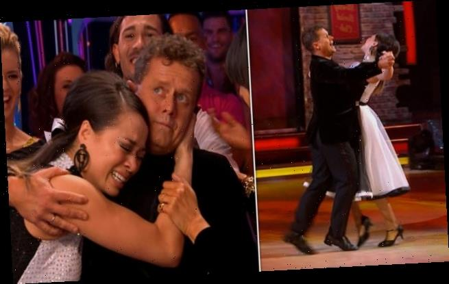 Strictly Come Dancing: Katya Jones falls over AGAIN