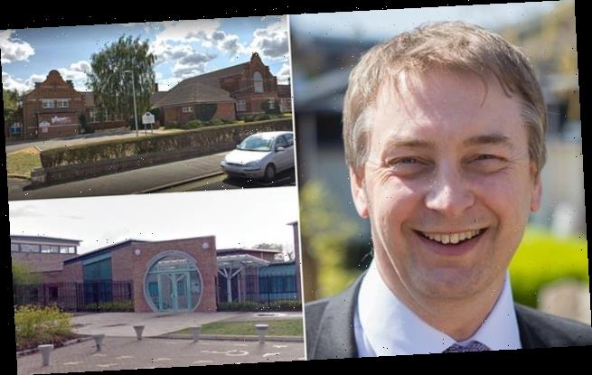 'Super' headteacher on £100,000 a year posts 'F*** Osted' on Instagram