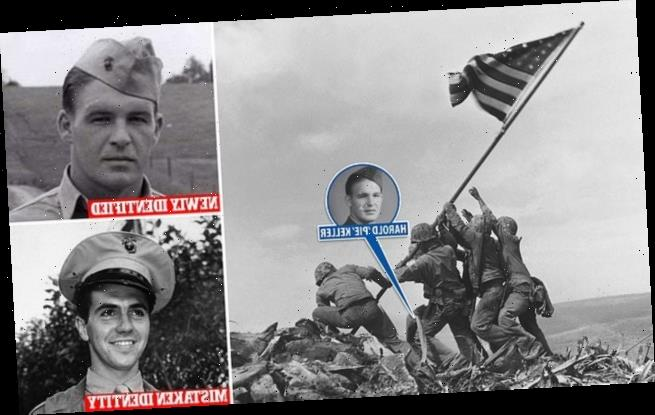 Marine Corps admits it misidentified second warrior in iconic picture
