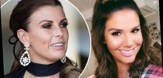 Rebekah Vardy turns off the comments on her Instagram account