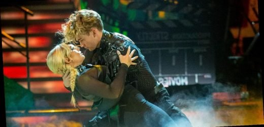 Strictly week 4 songs and dances – including very romantic Couples' Choice