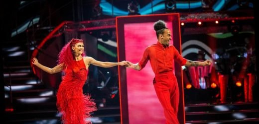 Strictly's Mike Bushell reveals real reason behind Dev Griffins' exit